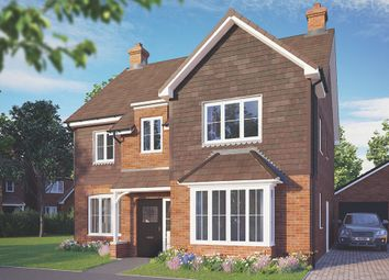 "Thumbnail 5 bed property for sale in ""The Birch"" at Curbridge, Botley, Southampton"