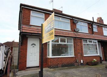 Thumbnail 2 bedroom town house to rent in Argyll Road, Chadderton, Oldham