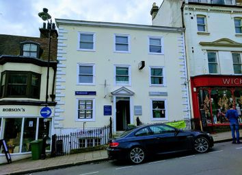 Thumbnail Office to let in Lower Ground Floor, 23 High Street, Lewes, East Sussex
