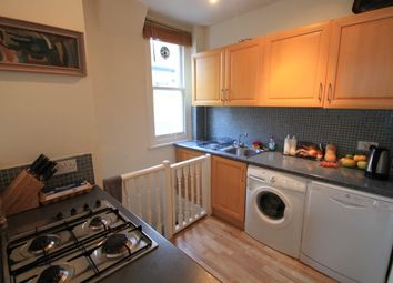 Thumbnail 3 bed flat to rent in Croxted Road, London