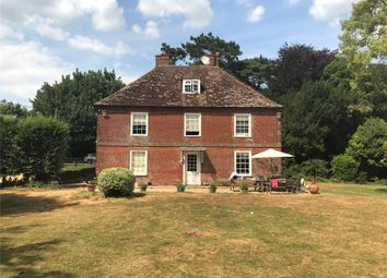 Thumbnail 6 bed detached house to rent in Damerham, Fordingbridge, Hampshire