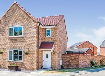 Thumbnail 3 bed detached house for sale in Keymer Close, Aylsham, Norwich