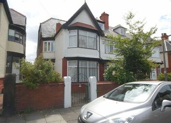 Thumbnail 1 bed flat to rent in North Drive, Wallasey, Wirral