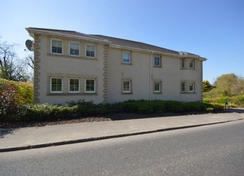 Thumbnail 2 bed flat for sale in Stonehouse Road, Strathaven