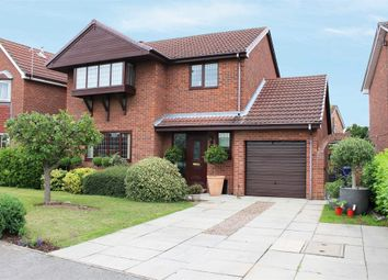 Thumbnail 4 bed detached house for sale in Meadowfield Road, Barnby Dun, Doncaster, South Yorkshire