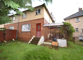 Thumbnail 2 bed semi-detached house for sale in Grafton Street, Kettering