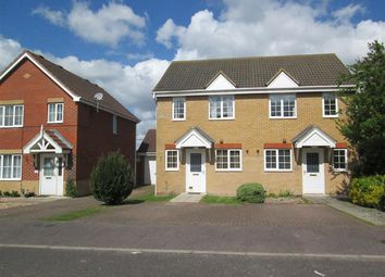 Thumbnail 2 bed semi-detached house to rent in Redwing Rise, Royston