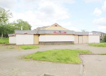 Thumbnail Commercial property for sale in 62, Lochinvar Road, Cumbernauld G674Ar