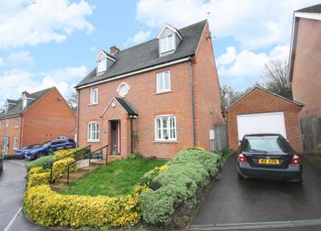 Crutchley Wood, Jennett`S Park RG12. 5 bed detached house for sale