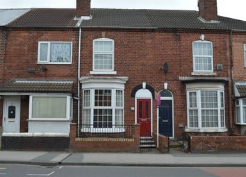 Thumbnail 2 bed terraced house for sale in Pontefract Road, Castleford