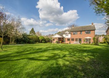 Thumbnail 5 bedroom detached house for sale in London Road, Harston, Cambridge