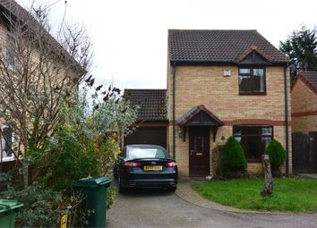 Thumbnail 3 bed detached house to rent in Parsley Close, Walnut Tree, Milton Keynes, Buckinghamshire