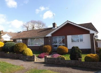 Thumbnail 3 bed detached bungalow for sale in Roedean Close, Bexhill-On-Sea, East Sussex