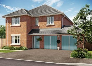 Thumbnail 4 bedroom detached house for sale in Heanor Road, Smalley, Ilkeston