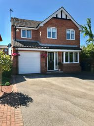 Thumbnail 4 bed detached house for sale in College Court, Mexborough