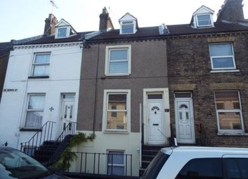 Thumbnail 3 bed terraced house for sale in De Burgh Street, Dover, Kent, England
