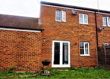 Thumbnail 2 bedroom end terrace house for sale in Deer Valley Road, Peterborough