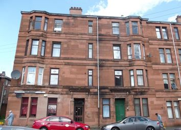 Thumbnail 1 bedroom flat to rent in Kingarth Street, Glasgow
