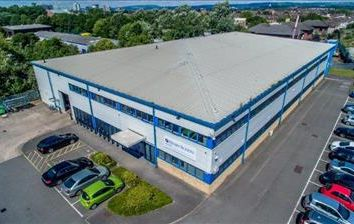 Thumbnail Light industrial for sale in Courtney House, Pacific Business Park, Pacific Road, Cardiff