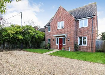 Thumbnail 5 bed detached house for sale in Benham Hill, Thatcham