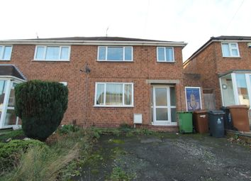 Thumbnail 3 bed semi-detached house to rent in Stonehurst Road, Birmingham