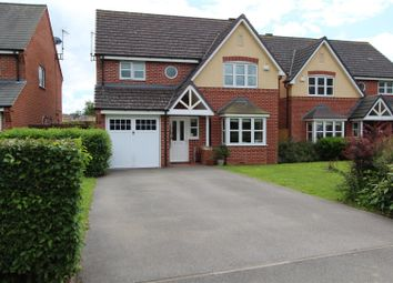 Thumbnail 4 bed detached house to rent in Ecclesbourne Meadows, Duffield, Belper