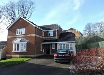 Thumbnail 4 bedroom detached house for sale in Parc Gilbertson, Gelligron, Pontardawe
