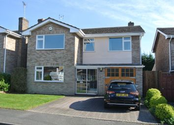 Thumbnail 4 bed detached house for sale in Aycote Close, Gloucester