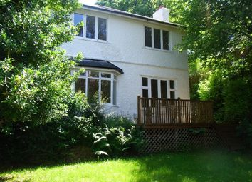 Thumbnail 3 bed detached house to rent in The White House, Tavistock Drive, Mapperley Park, Nottingham
