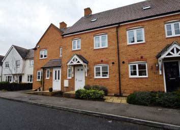 Thumbnail 4 bed town house for sale in Garfield, Langford, Bedfordshire