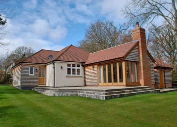 Thumbnail 2 bed detached bungalow for sale in Randalls Lane, Burley, Ringwood