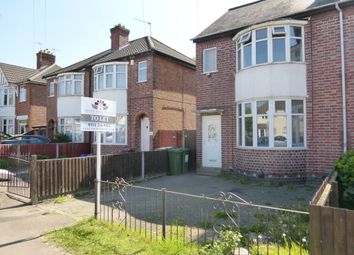 Thumbnail 2 bed semi-detached house to rent in Braunstone Lane, Braunstone Town, Leicester