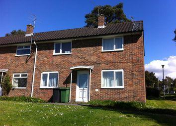 Thumbnail 2 bed end terrace house for sale in Oakley Road, Bordon