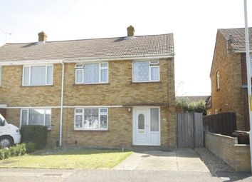 Thumbnail 3 bed semi-detached house for sale in Middletune Avenue, Milton Regis, Sittingbourne