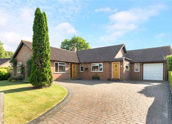 Thumbnail 3 bed detached bungalow for sale in Alexander Close, Upton, Oxfordshire