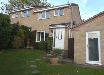 Thumbnail 3 bedroom semi-detached house to rent in Well Copse Close, Waterlooville, Hampshire