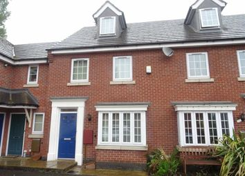 Thumbnail 3 bed town house for sale in Beechrome Drive, Earl Shilton, Leicester