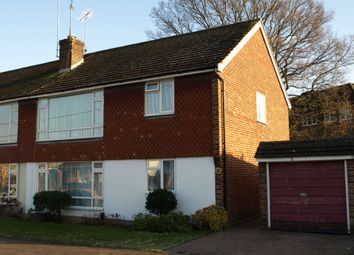 Thumbnail 2 bed maisonette to rent in Sandy Lane, Farnborough