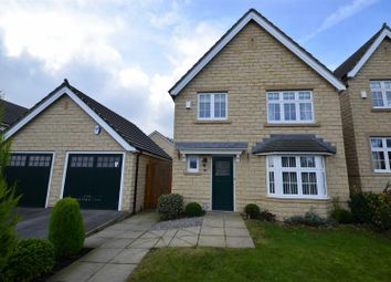 Thumbnail 3 bed detached house for sale in Garside Drive, Ovenden, Halifax