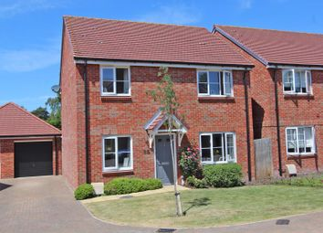 4 bed detached house for sale in Baddesley Close, North Baddesley, Southampton SO52