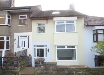 Thumbnail 4 bedroom terraced house to rent in Elmcroft Crescent, Bristol