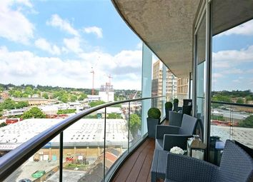 Thumbnail 1 bed flat to rent in Da Vinci Torre, 77 Loampit Vale, Lewisham, London