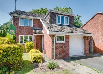 Thumbnail 3 bed detached house for sale in Chandlers Close, Headless Cross, Redditch