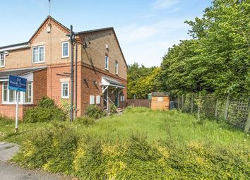Thumbnail 1 bed semi-detached house to rent in Merlin Close, Morley, Leeds