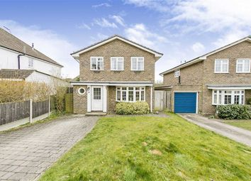 Thumbnail 4 bed detached house for sale in Beaconsfield Road, Langley Vale, Surrey