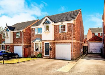 Thumbnail 4 bed detached house for sale in Trafalgar Gardens, Morley, Leeds