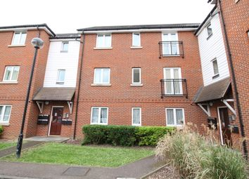 Thumbnail 2 bed flat for sale in Glanford Way, Chadwell Heath, Essex