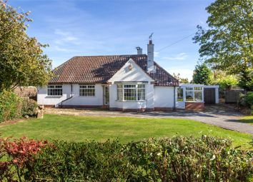 Thumbnail 2 bed detached bungalow for sale in Doncaster Road, Whitley, Goole