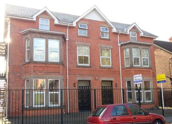 Thumbnail 2 bed flat to rent in 3-5 Mundy Street, Heanor, Derbyshire