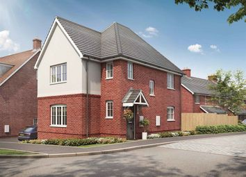 """Thumbnail 3 bedroom detached house for sale in """"The Hatfield Corner"""" at Coldharbour Road, Northfleet, Gravesend"""